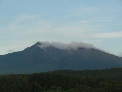 斜里岳 115
