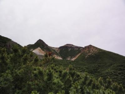 白湯山~阿寒富士 065