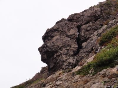 白湯山~阿寒富士 073
