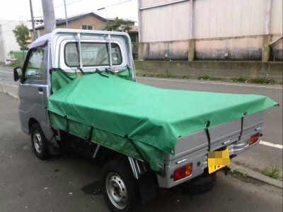 軽トラ 050