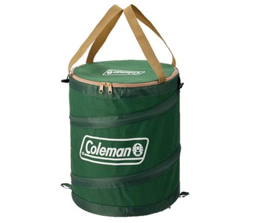 持ち運びしやすいコンパクトサイズのColeman(コールマン)ポップアップボックス