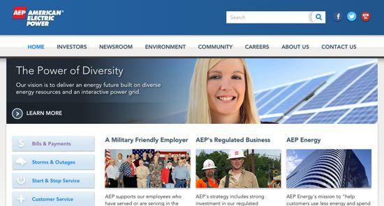 AEP トップページ