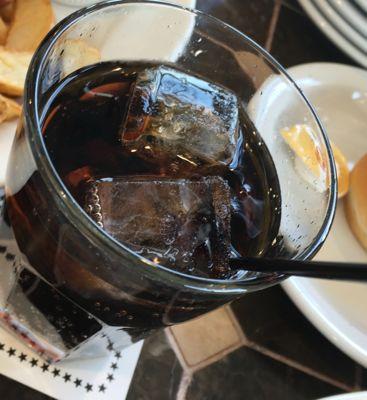 トニーローマランチ コカ・コーラ