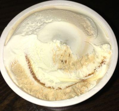 三本の箒 バタービールアイスクリーム