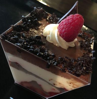 チョコレート・トライフル