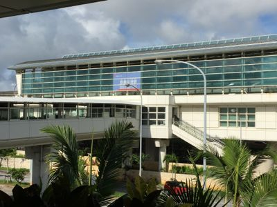 沖縄都市モノレール ゆいレール 那覇空港駅