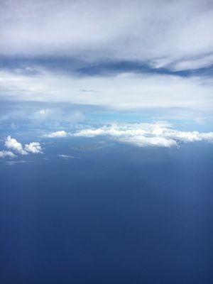 日本航空908便が離陸しました