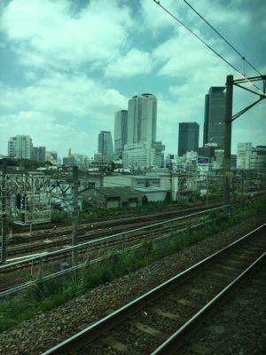 あおなみ線 名古屋駅を振り返って