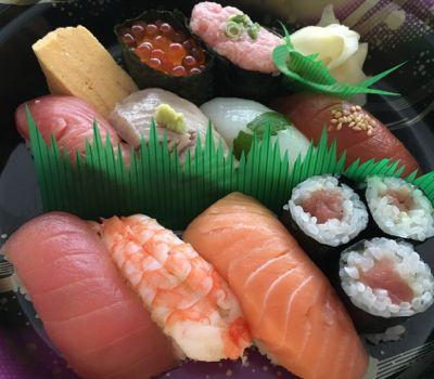 1人前のお寿司 宴