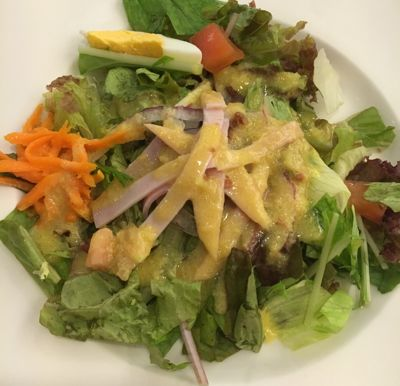 日替わりサンシャインランチ サラダ