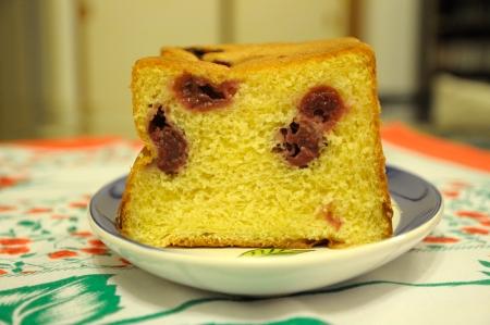 食パン型カット