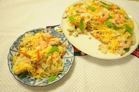 五目寿司2