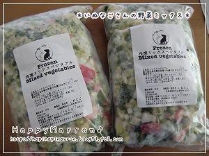 いぬなご野菜1