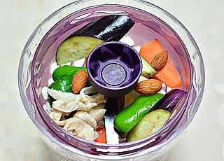 チョッパー野菜カレー1