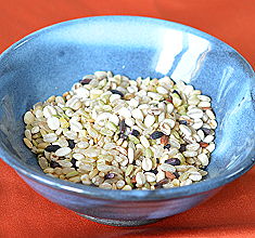 雑穀米ー1