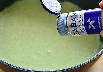 ブロッコリースープー2