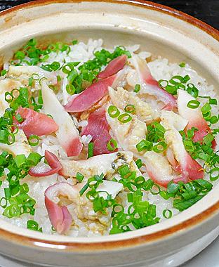 ホッキ飯2