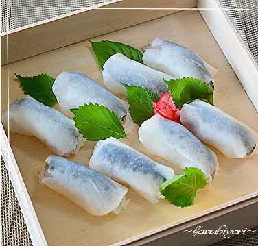 いわしのほっかぶり寿司ラストsinn