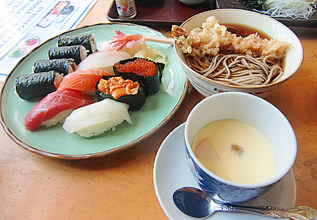 余市:寿司3