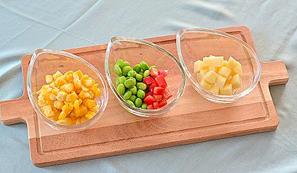 夏野菜のおやつ準備1新