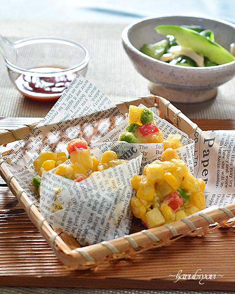 夏野菜のおやつ56