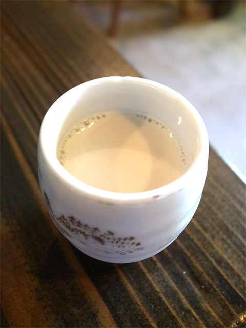 150922五箇山農園食堂-味噌らーめん・豆乳