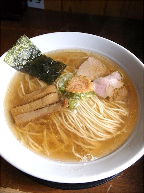 150922客野製麺所-らーめん