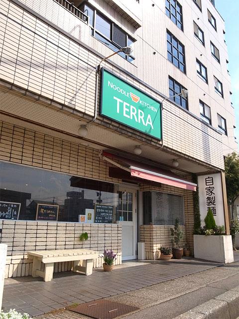 150923Noodle kitchen TERRA-外観
