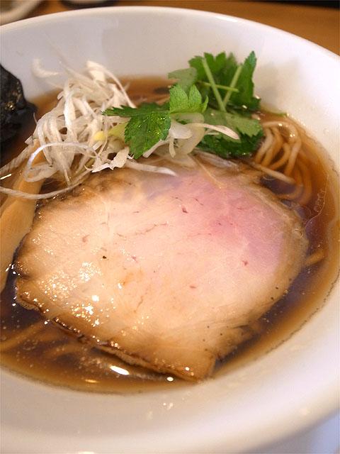 150923Noodle kitchen TERRA-中華SOBA・チャーシュー