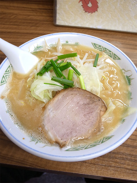150923麺や福座-福座ラーメン