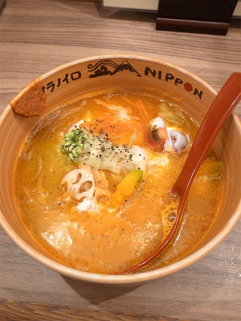 150912ソラノイロNIPPON-玄米麺ベジソバ