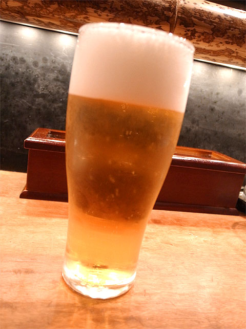 151031すずらん-ヱビスビール