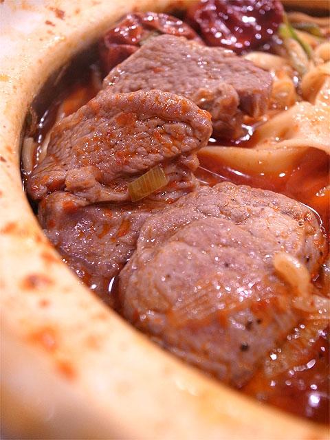 151031すずらん-麻辣羊肉麺・ラム肉