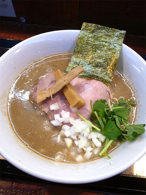 151102似星 弐号店-恋煮干し麺
