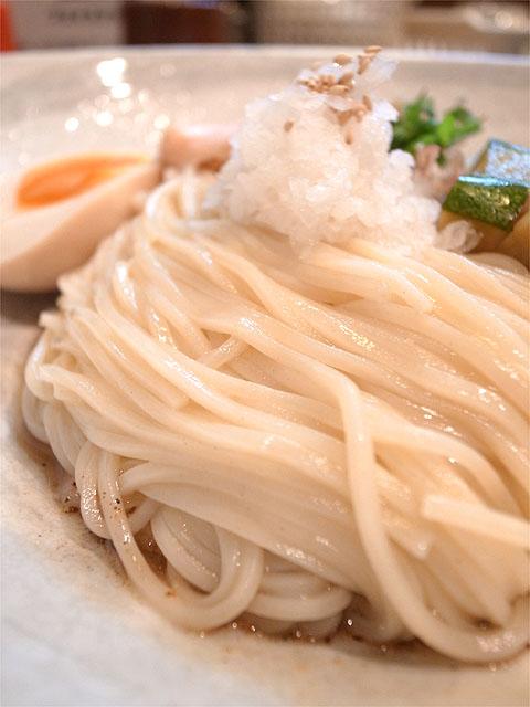 160708麺座かたぶつ-冷製つけ麺 EDAMA麺・麺