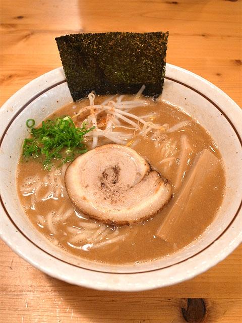 150927麺の樹 ぼだい-味噌ラーメン