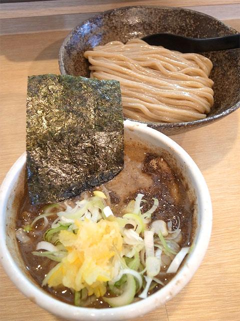 160205たけ井-つけ麺