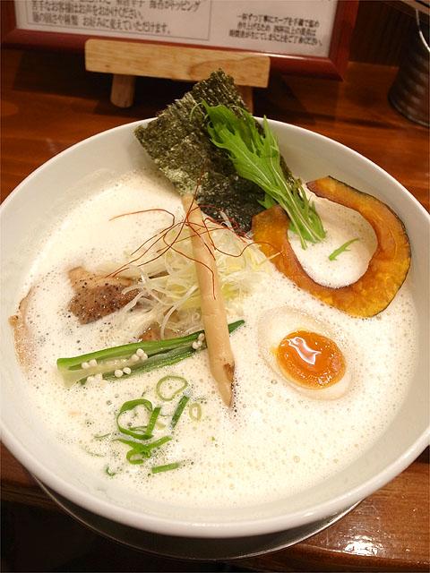 160205暁製麺-鶏豚だしらぁ麺