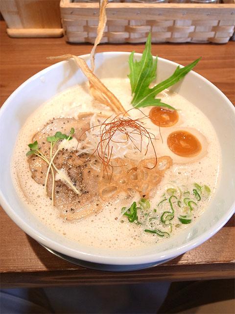 160226ふじ門製麺-豚だしらぁ麺