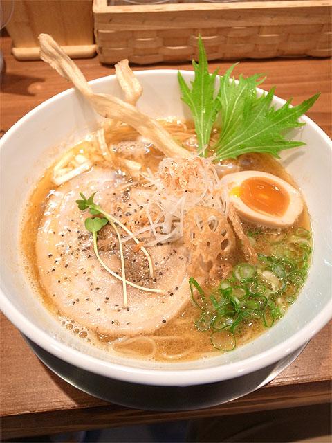 160226ふじ門製麺-魚だしらぁ麺