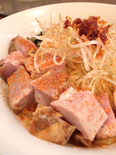 160226麺食堂88-ジャンクそば・肉