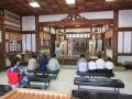 2015氷上姉子神社お田植祭献茶7