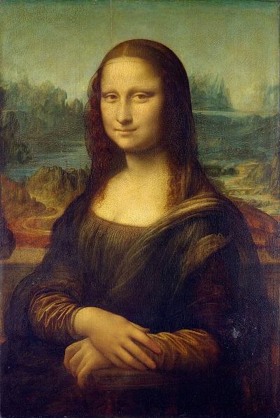 モナリザの微笑