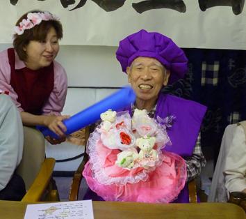 Oさん誕生日3