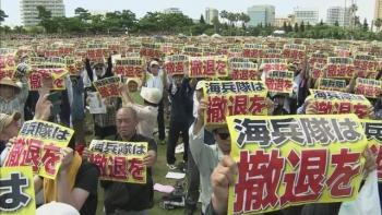 160620沖縄女性殺人抗議集会