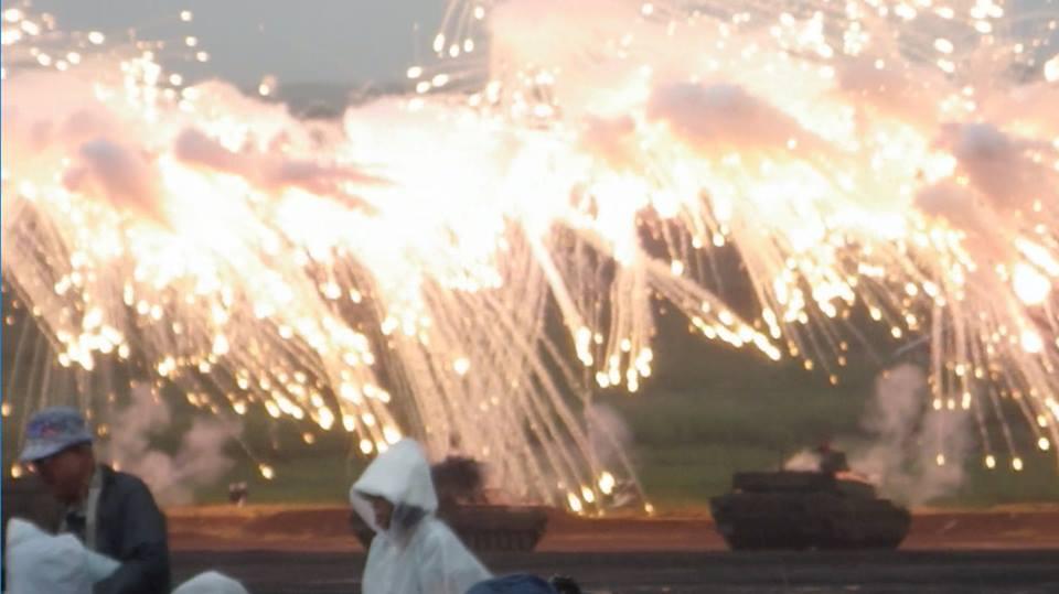 平成28年 総合火力演習