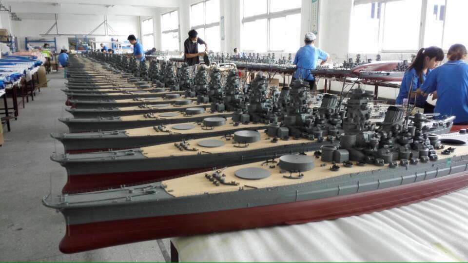 Graupner Yamato