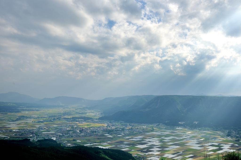 熊本・阿蘇山