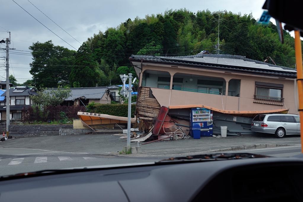 熊本・益城町