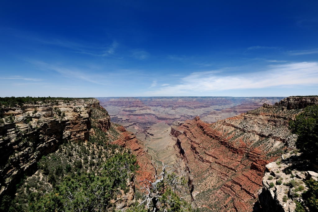 グランドキャニオン Yaki viewpoint of the Grand Canyon
